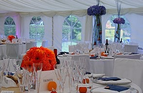 Large Wedding Marquees East Anglia