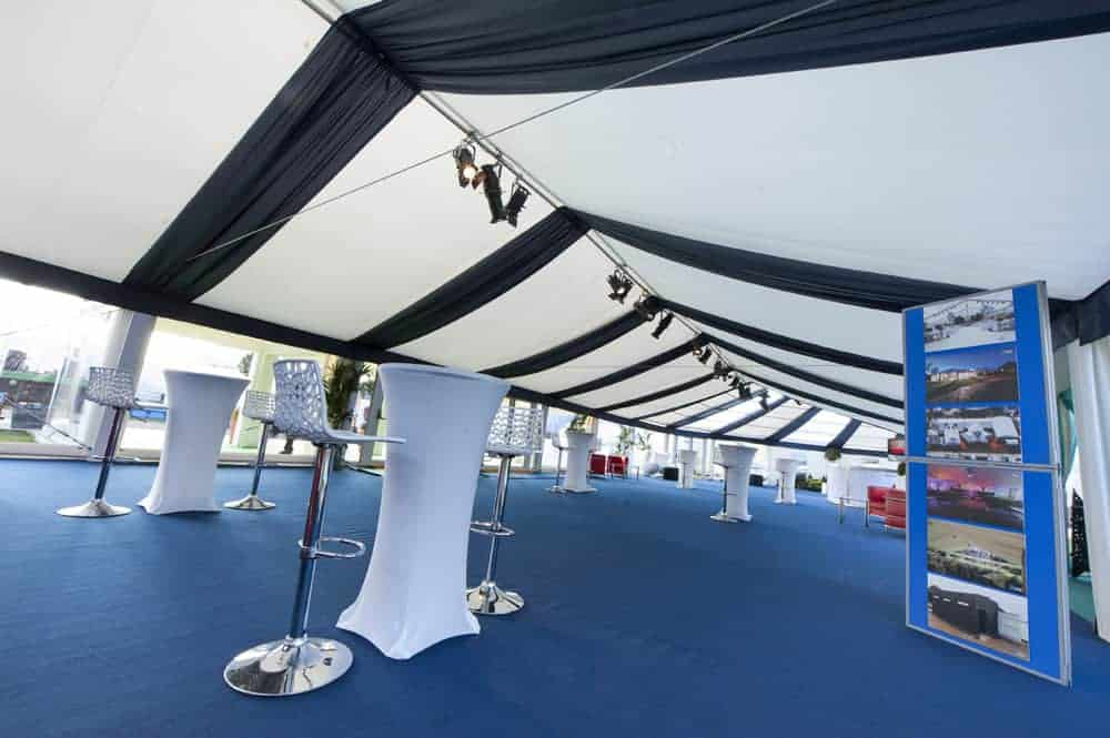 Corporate Event Marquees East Anglia